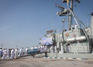 Naval Flotilla Returns