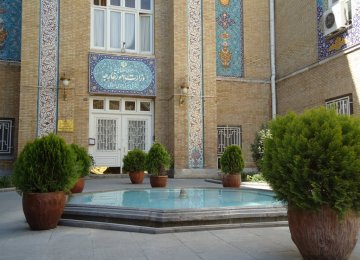 Iran's Foreign Ministry