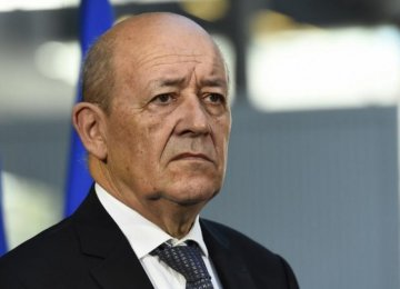 France, Iran Close to Restoring Envoys