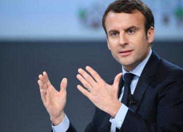 Macron's Balancing Act in Saudi Arabia