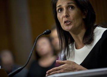 US Gauging Support for Anti-Iran Trumpeting