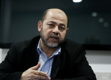 Hamas Enjoys Good Ties With Tehran