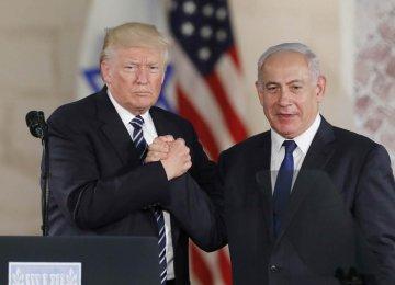 US, Israel Reach  Anti-Iran Cooperation Agreement
