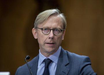 Hawkish American Envoy on Iran Stepping Down
