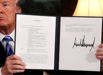 High Hopes for JCPOA Revival