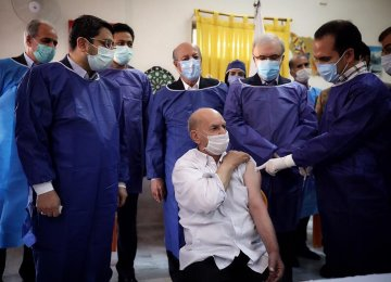 Iran to Vaccinate Elderly Against Covid-19 by July