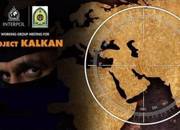 Interpol Holds Regional Meeting in Tehran