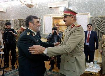 Iraq Should Develop Border Collaboration