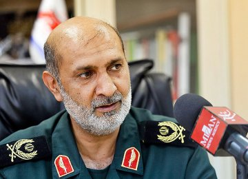 IRGC Not to Support Any Presidential Candidate