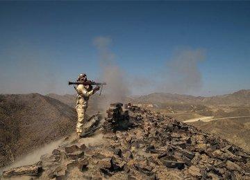 IRGC Vows Harsh Response to Terrorists