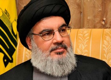 Nasrallah Says Israel Made Major Mistake by Killing IRGC Advisors