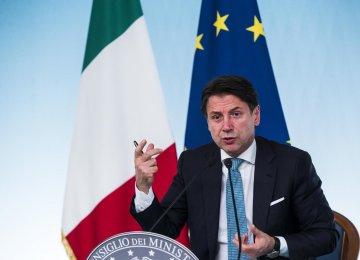Italy Ready to Help Address JCPOA Issues