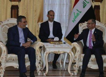 Iraqi Speaker to Attend Rouhani's Inauguration