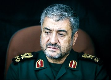 IRGC Chief: Saudi Regime Directed IS to Conduct Attacks in Iran
