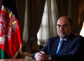 Afghan Envoy Says Ties Strong, Moving Forward in Key Sectors