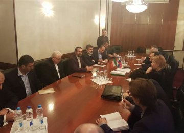 Tehran, Moscow Discuss Closer Nuclear Ties