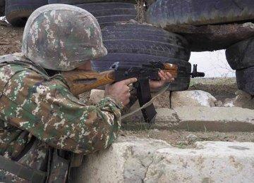 Tehran Ready to Help Establish Peace in Karabakh