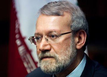 Larijani Named as Leader's Advisor