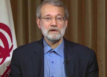 Larijani: US Travel Ban on  Muslims Won't Curb Terror