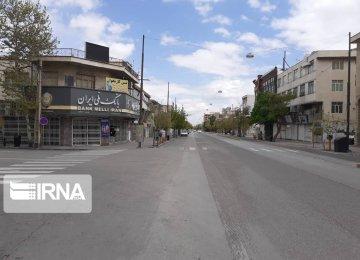 Iran's Covid-19 HQ Calls 1st Lockdown Day a 'Success'