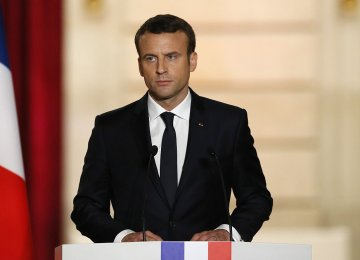 Macron Visiting Unstable Mideast