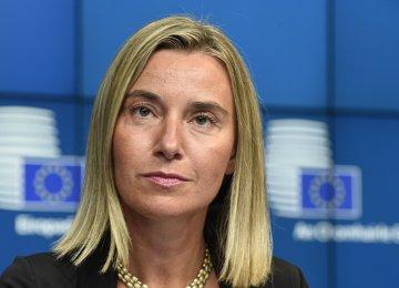 EU: Tehran's Nuclear Non-Compliance Insignificant