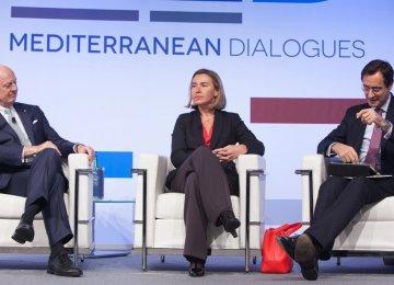 Preserving Iran Deal Key EU Security Priority