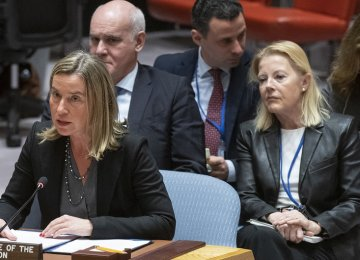 EU Determined to Ensure Iran Gets Nuclear Deal's Benefits