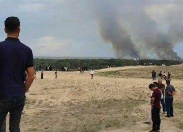 MPs Visit Nagorno-Karabakh Border