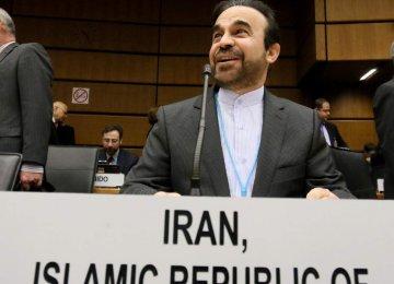 Iran Hails UN Treaty Banning Nuclear Arms