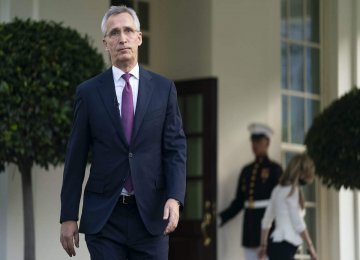 NATO Chief's Remarks on Iran Misguided
