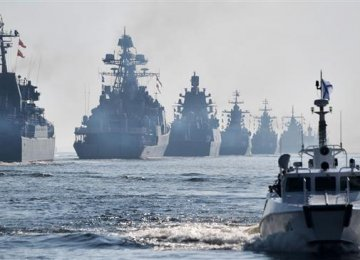 Participation in Russia's Naval Parade Signals Deepening of Relations