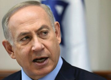 Israeli PM Repeats Claims on Iran's Presence in Syria