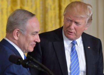 Netanyahu-Trump Meeting on Iran