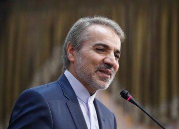 Iran Keen on Mending Arab Ties