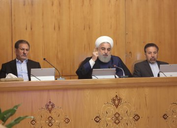 Iran Scales Back Nuclear Curbs, Sets 60-Day Window for Diplomacy