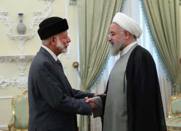 Tehran-Muscat Cooperation Key to Securing Hormuz Strait