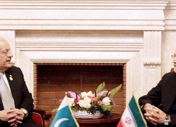 Iran, Pakistan Should Fight Terrorism to Foil US Plots