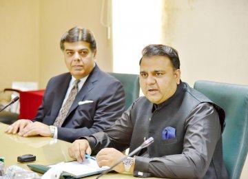 Pakistan Says Close Ties  a Priority