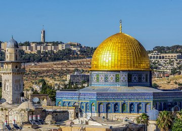 "Quds ""Unchangeable"" Capital of Palestine"