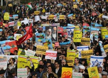 Most Iranians Support Defense, Regional Policies