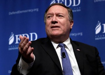 CIA Repeats Charges on Iran Regional Role