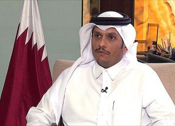 Qatari FM Sends Message on Ties