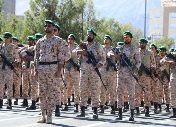 Foreign Diplomats Disapprove of US Anti-IRGC Move