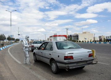 Iran: COVID-19 Travel Curbs Reimposed on Five Major Cities