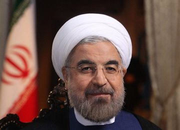 Rouhani Vows to Prioritize Social Justice, Citizens' Rights
