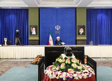 Rouhani: US Has Flouted Int'l Laws