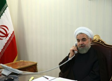 Rouhani Confers With Qatar, Turkey on Region, Relations