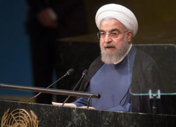 Rouhani to Attend UN Meeting