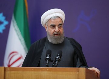 Rouhani: Tehran Ready to Give Diplomacy a Chance